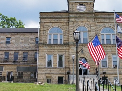 Webster  County  Courthouse  West  Virginia