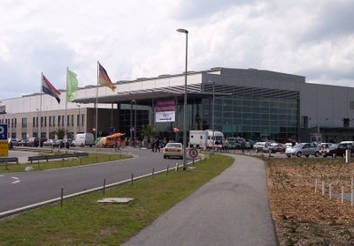 Weeze  Airport  Weeze  Empfangshalle