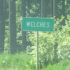 The Welches Sign