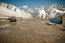 Welcome To Spiti Valley - Himachal Pradesh