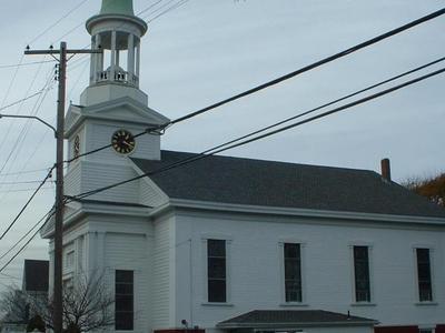 Wellfleet  Congregational  Church