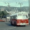 Wellington Street View With Cable Car NZ