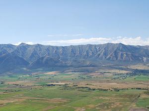 Wellsville Montañas
