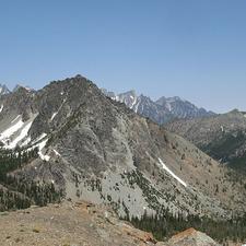 Wenatchee Mountains