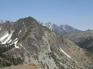 Wenatchee Montañas
