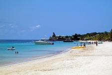 West Bay Beach - Honduras
