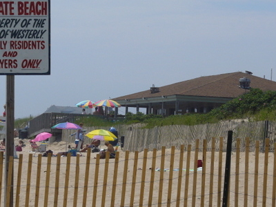 Westerly  Town  Beach