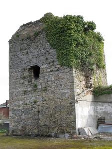 Clonmel's Defensive Wall