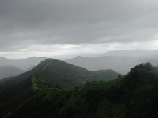 Westghats India Monsoon