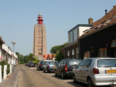 Westkapelle Leuchtturm