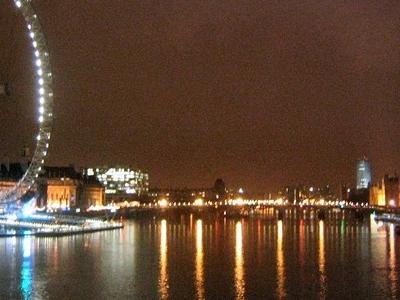 Westminster Bridge And Surrounding Landmarks