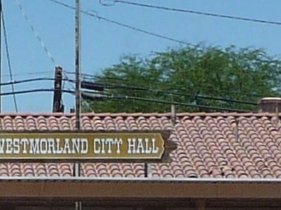 Westmorland  2 C  California  City  Hall