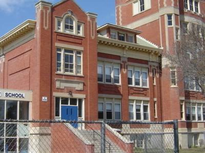 Westmount School Saskatoon