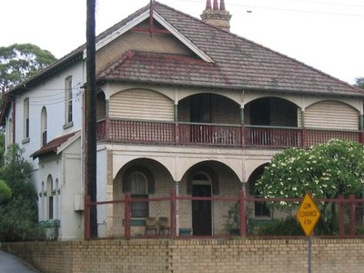 West Ryde House