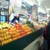 West Side Market Fruit Stall