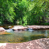 Wet Beaver Creek Canyon
