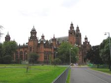 Museum From Kelvingrove Park