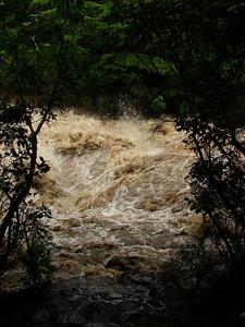 Whakapapanui Stream - Tongariro