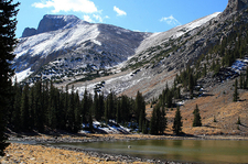 Wheeler Peak & Stella Lake Views