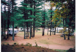 Whispering Pines Campsites