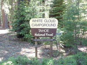 Tahoe White Cloud Campground