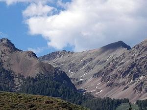 Nube Blanca Montaña