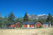White Grass Dude Ranch - Grand Tetons - Wyoming - USA