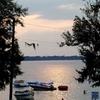 White Lake At Dusk