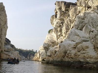 White Marble Rocks