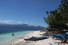 White Sand Beach View - Cebu Island