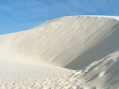 Peak Of The White Sands