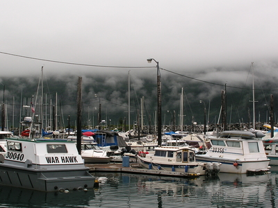 Whittier  Harbor  2 C  Alaska   2 8 2  2 9