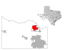 Wichita County Burkburnett