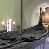Viking Ship Museum And The Oseberg Ship
