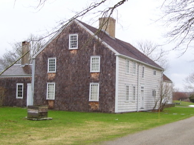 Wilbor  House In  Little  Compton