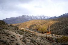 Wildrose Peak Trail Views