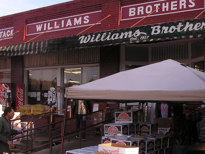 Williams  Brothers Store