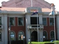 Williamstown Town Hall