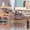 Wilmington Delaware Skyline
