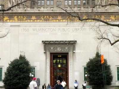 Wilmington  Library  Rodney  Square