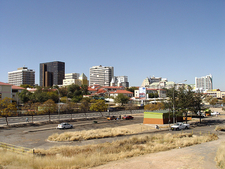 Windhoek Capital City - Namibia