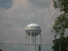 Winnsboro Water Tower