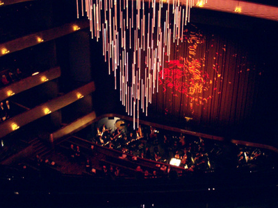 Winspear Opera House Auditorium