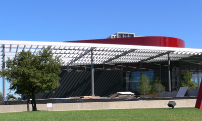 Western View Of The Winspear Opera House