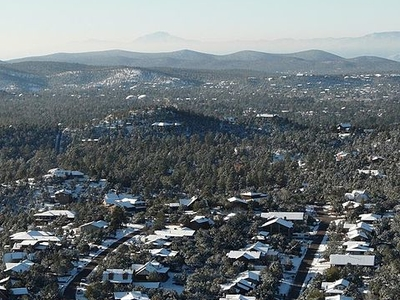 Winter In Payson - Arizona