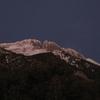 Winter Sunset On Challenger & Kit Carson Peaks CO
