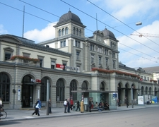 Winterthur Railway Station