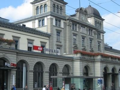 Winterthur Railway Station