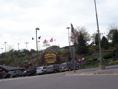 Wisconsin Dells Pirates Cove