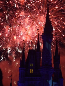 Wishes: Largest Fireworks Show Presented At Magic Kingdom